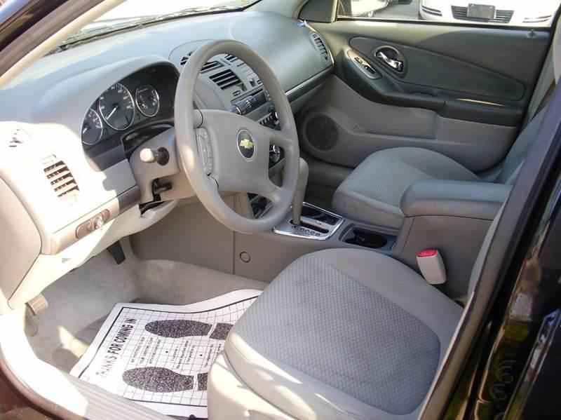 2007 Chevrolet Malibu LS 4dr Sedan - Kaiser MO