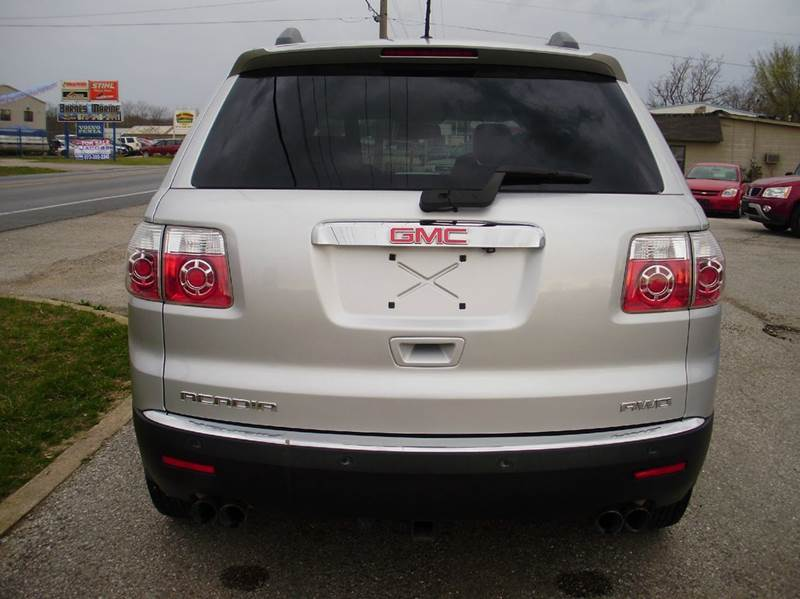 2010 GMC Acadia AWD SLE 4dr SUV - Kaiser MO