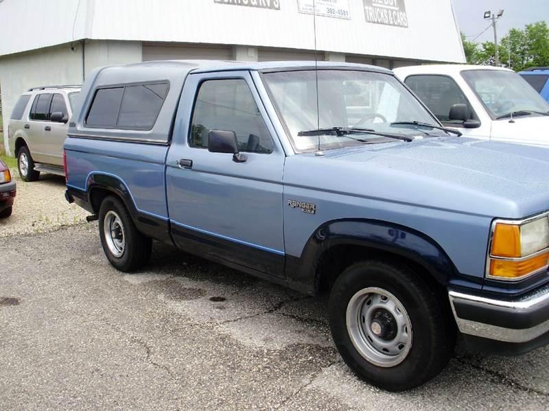 1989 Ford Ranger 2dr XLT Standard Cab SB - Kaiser MO