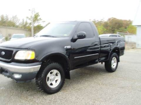 2000 Ford F-150 for sale in Kaiser, MO