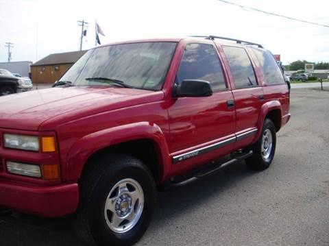 Chevrolet Tahoe Limited Z71 For Sale Delaware