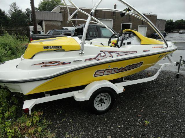 2004 Sea-Doo Jetboat