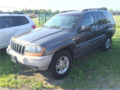 2002 Jeep Grand Cherokee for sale in Scotia, NY