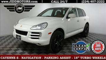 2008 Porsche Cayenne for sale in Des Plaines, IL