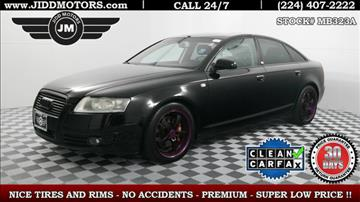 2006 Audi A6 for sale in Des Plaines, IL