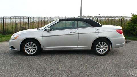 2012 Chrysler 200 Convertible for sale in Copiague, NY