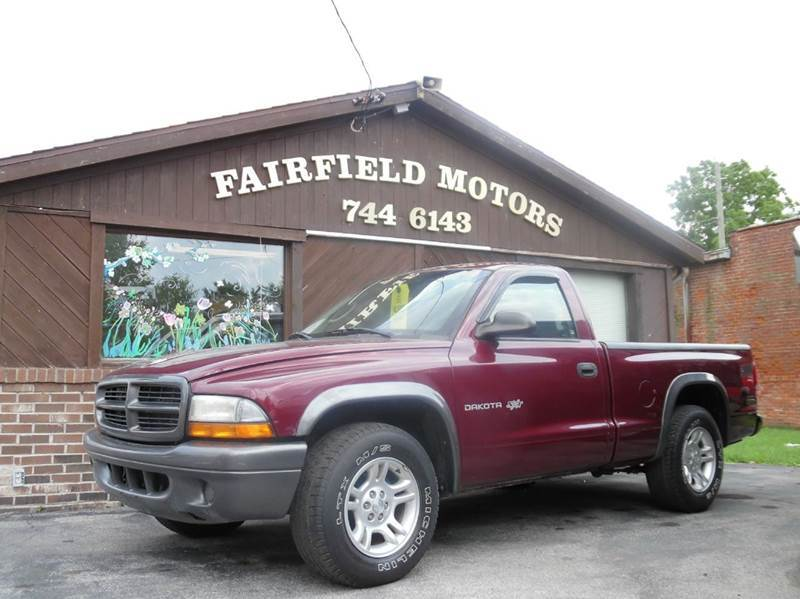 dodge dakota for sale in indiana