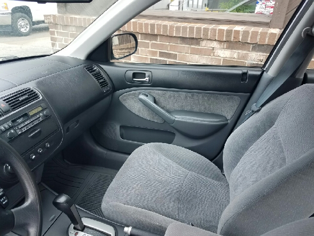 2002 Honda Civic LX 4dr Sedan - Fort Wayne IN