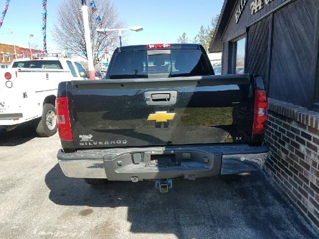 2013 Chevrolet Silverado 1500 4x4 LT 4dr Crew Cab 5.8 ft. SB - Fort Wayne IN