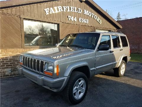 2000 Jeep Cherokee For Sale  Carsforsalecom