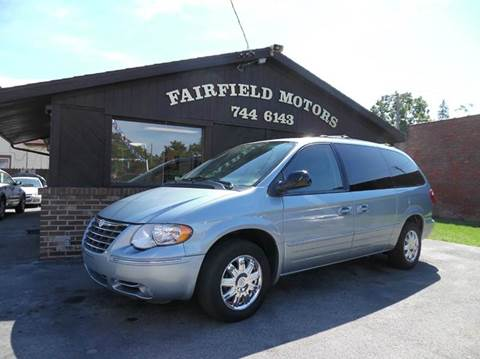 2006 chrysler town and country for sale fort wayne in. Black Bedroom Furniture Sets. Home Design Ideas