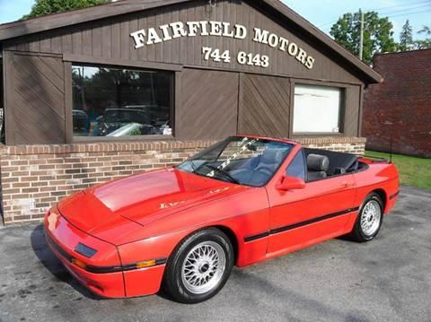 1988 Mazda RX-7 for sale in Fort Wayne, IN