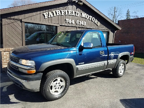 used 2000 chevrolet silverado 1500 for sale in indiana