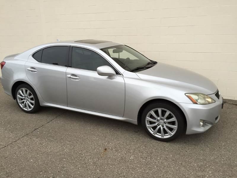 2007 lexus is 250 for sale. Black Bedroom Furniture Sets. Home Design Ideas