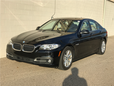2015 BMW 5 Series for sale in Troy, MI