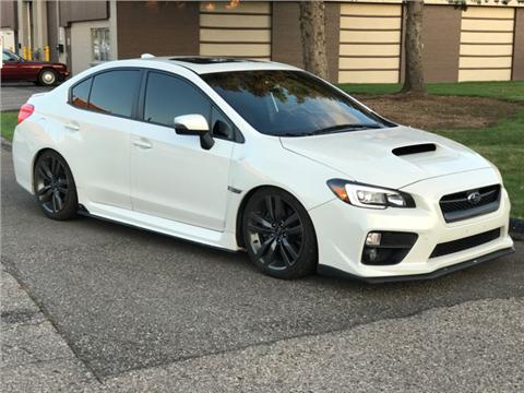 2016 Subaru WRX for sale in Troy, MI