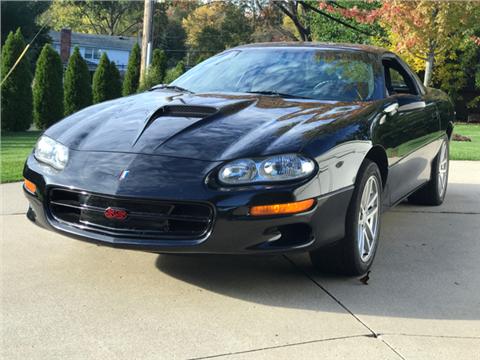 2001 Chevrolet Camaro for sale in Troy, MI