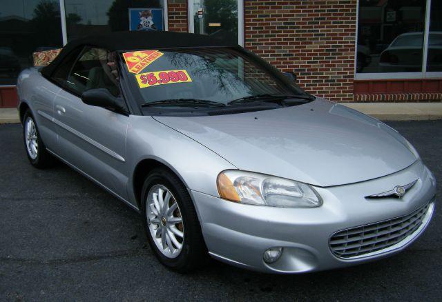 2002 Chrysler Sebring for sale in Richmond IN