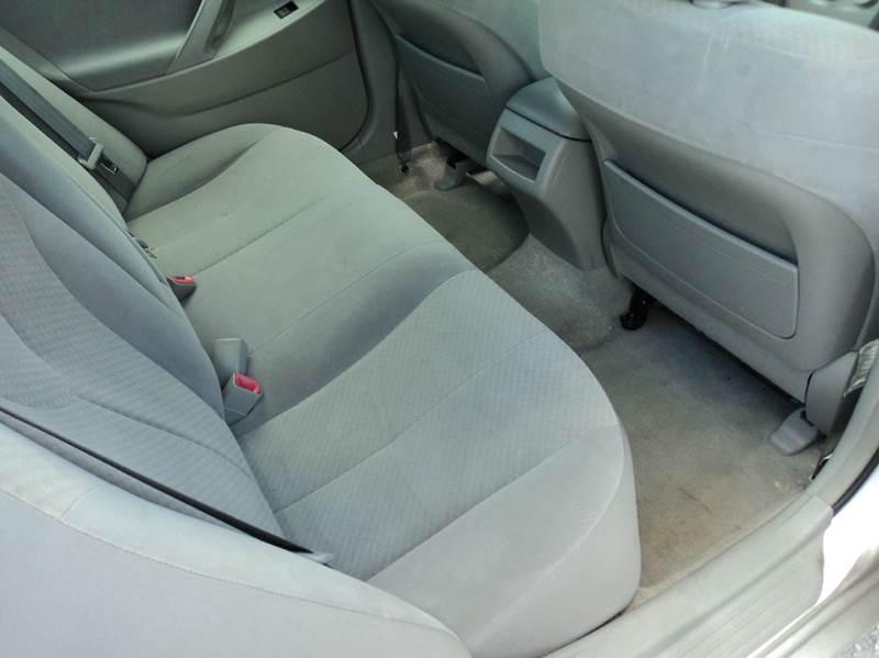 2009 Toyota Camry LE 4dr Sedan 5A - Houston TX