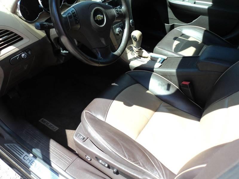 2012 Chevrolet Malibu LTZ 4dr Sedan w/1LZ - Houston TX