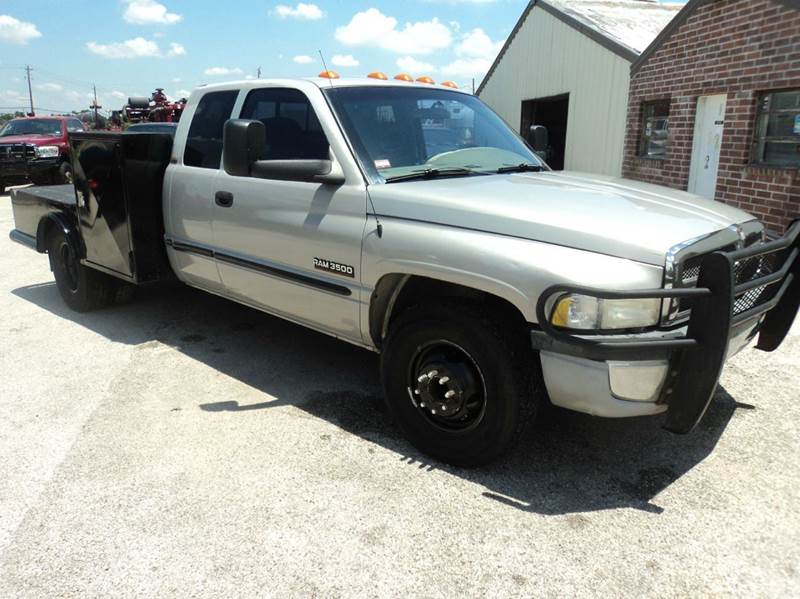 2000 Dodge Ram Pickup 3500 4dr SLT Extended Cab LB - Houston TX