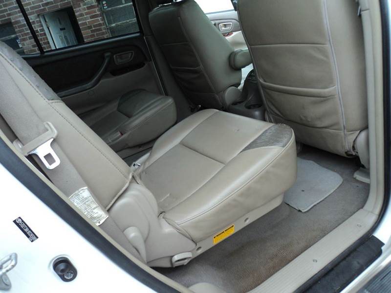 2006 Toyota Sequoia Limited 4dr SUV - Houston TX