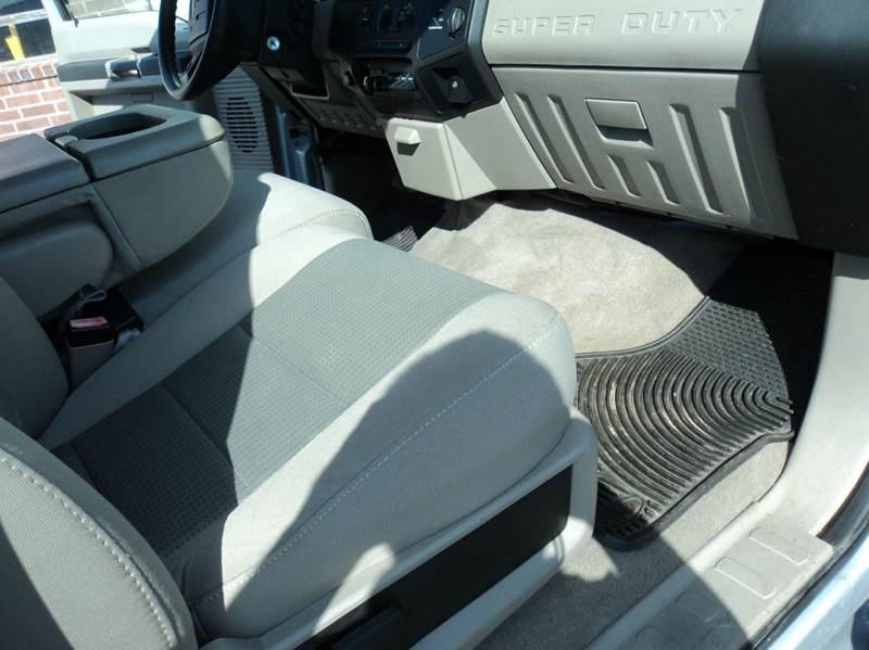 2008 Ford F-250 Super Duty XLT 4dr SuperCab LB - Houston TX