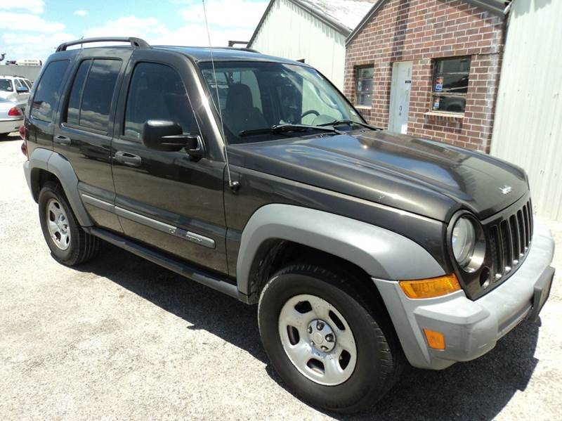 2005 Jeep Liberty Sport 4WD 4dr SUV - Houston TX
