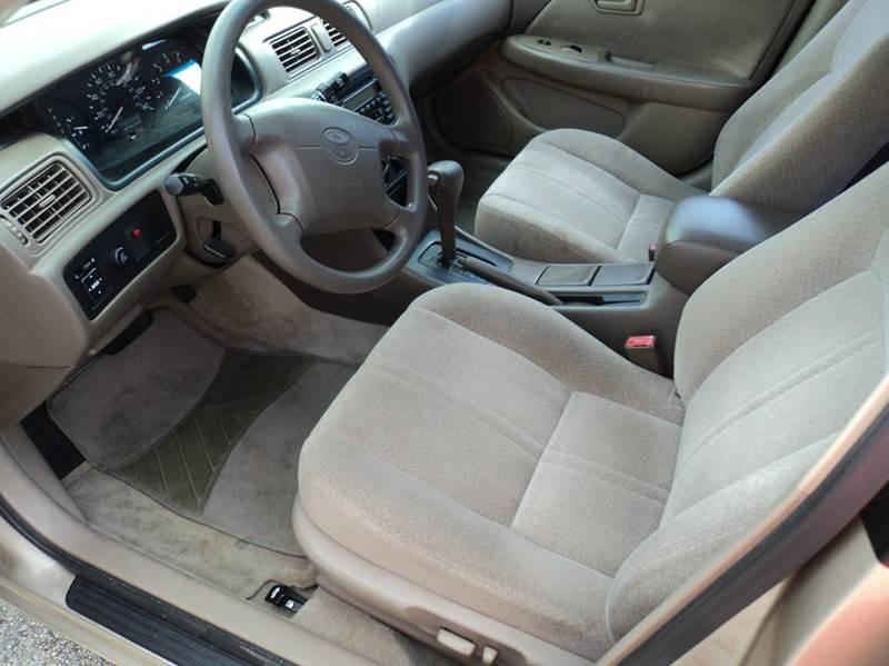 2000 Toyota Camry LE 4dr Sedan - Houston TX