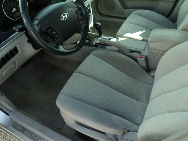 2006 Hyundai Sonata GLS V6 4dr Sedan - Houston TX