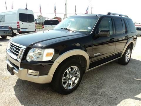 2007 Ford Explorer for sale in Houston, TX