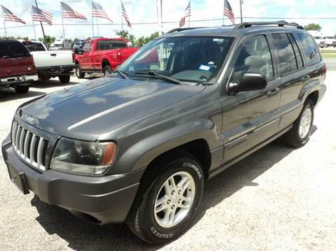 2004 jeep grand cherokee for sale houston tx. Black Bedroom Furniture Sets. Home Design Ideas