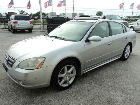 2003 Nissan Altima for sale in Houston, TX