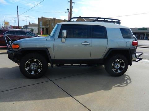 2012 Toyota FJ Cruiser for sale in Sulphur Springs, TX
