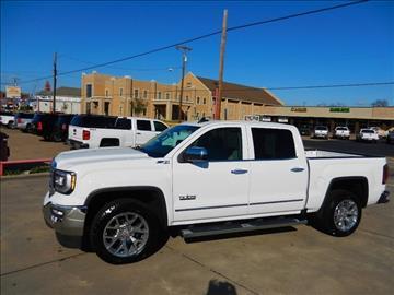 2016 GMC Sierra 1500 for sale in Sulphur Springs, TX