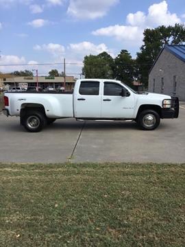 2009 Chevrolet Silverado 3500HD for sale in Sulphur Springs TX