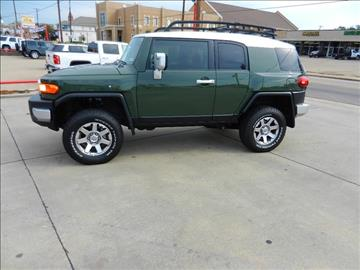 2014 Toyota FJ Cruiser for sale in Sulphur Springs, TX