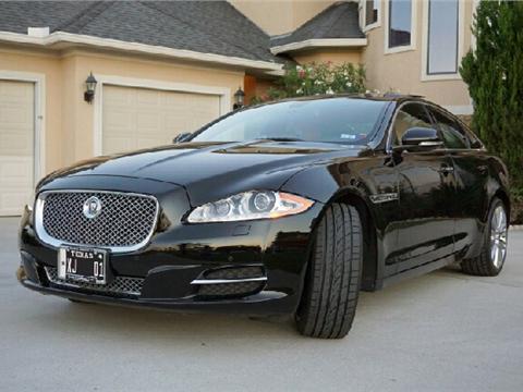 2012 Jaguar XJ for sale in Sulphur Springs, TX