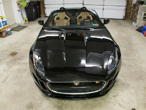 2014 Jaguar F-TYPE for sale in Sulphur Springs, TX