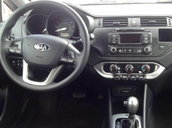 2014 Kia Rio LX 4dr Sedan 6A - Livingston MT