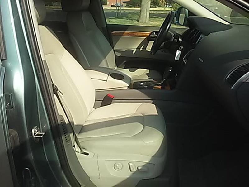 2008 Audi Q7 3.6 Premium quattro AWD 4dr SUV - Livingston MT
