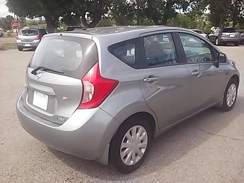 2014 Nissan Versa Note  - Livingston MT