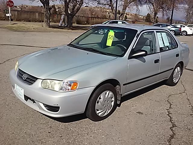 2001 Toyota Corolla  - Livingston MT