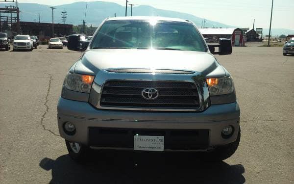 2007 Toyota Tundra Limited 4dr Double Cab 4WD SB (5.7L V8) - Livingston MT