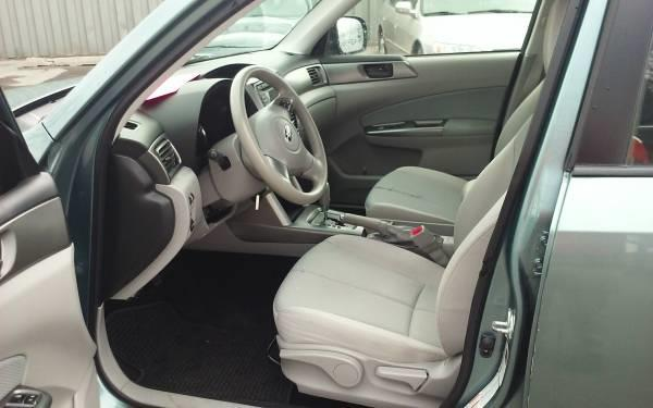 2012 Subaru Forester 2.5X AWD 4dr Wagon 4A - Livingston MT