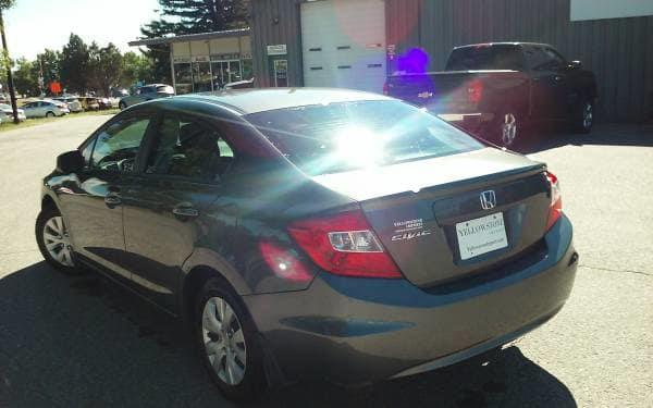 2012 Honda Civic LX 4dr Sedan 5A - Livingston MT