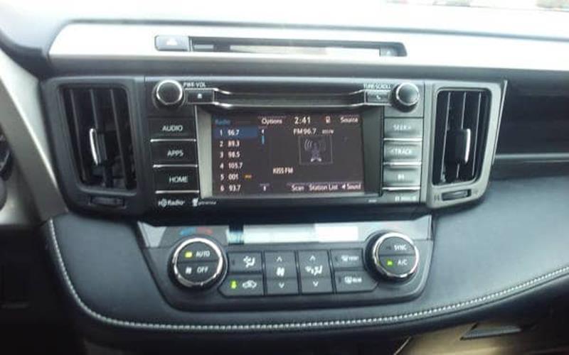 2016 Toyota RAV4 AWD XLE 4dr SUV - Livingston MT