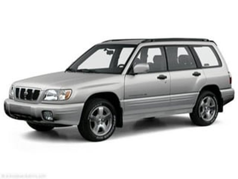 2001 Subaru Forester AWD L 4dr Wagon - Livingston MT