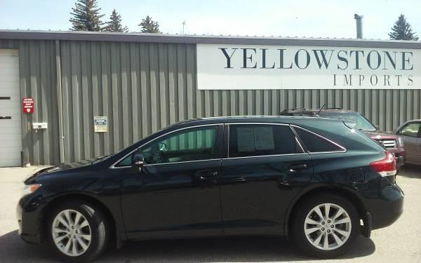 2013 Toyota Venza XLE FWD 4cyl 4dr Crossover - Livingston MT