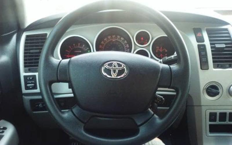 2007 Toyota Tundra SR5 4dr CrewMax Cab 4x4 SB (5.7L V8) - Livingston MT